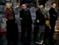 U2 no Letterman