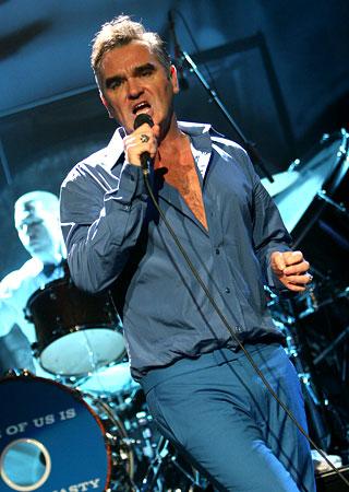 Morrissey promete novo álbum para o segundo semestre de 2014…