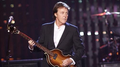 Paul McCartney 2014 confirmado no Brasil + show extra em SP
