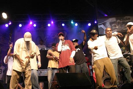 Racionais MC's em apresentação única em Santo Andre