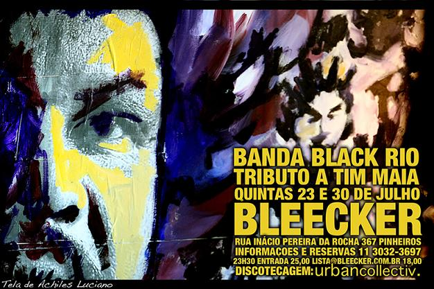 Banda Black Rio - Tributo a Tim Maia - Bleecker St.