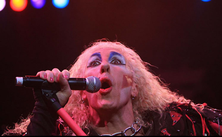 Review de Show – Twisted Sister