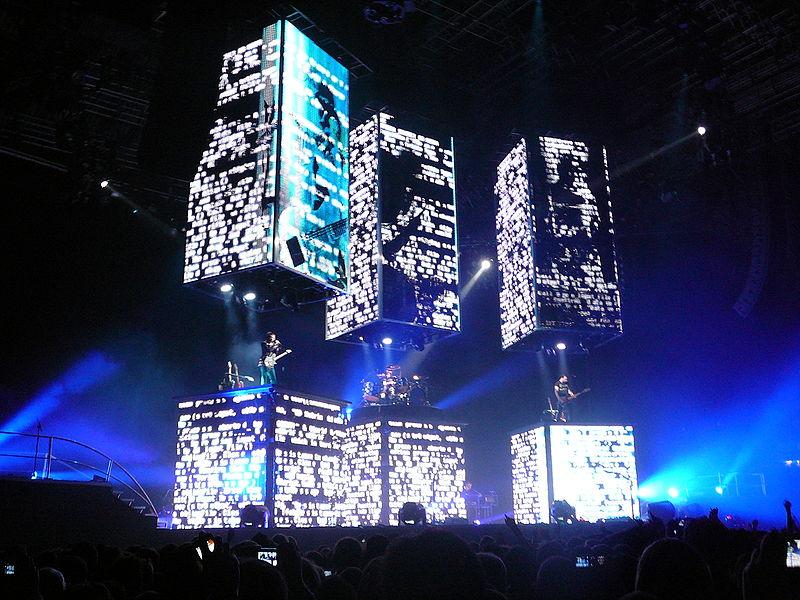 Side show em Sampa do Muse Cancelado !
