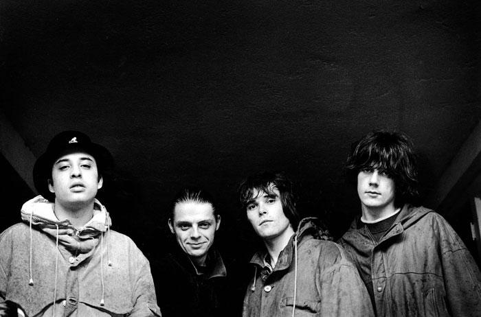 A adoração sem limites aos Stone Roses