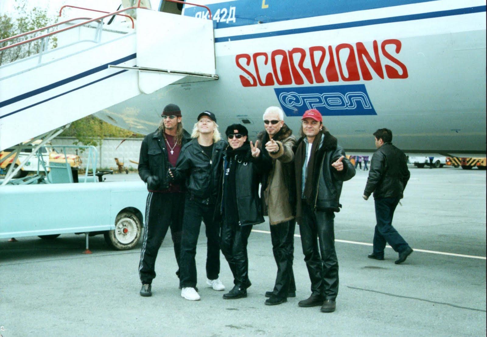 Tour de 50 anos dos Scorpions no Brasil com setlist e playlist especial