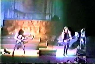 Metallica no Brasil – A banda mais humilde de todos os tempos… em 1989…