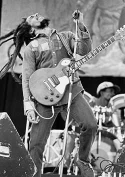 Bob Marley ao vivo