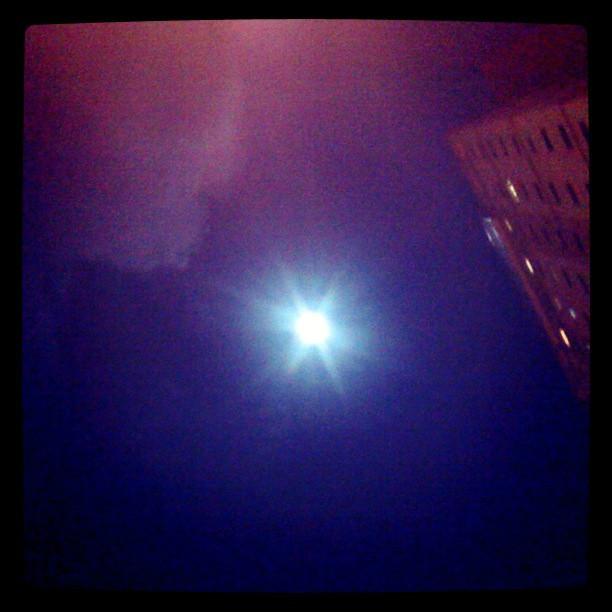 Super Lua na Virada Cultural 2012