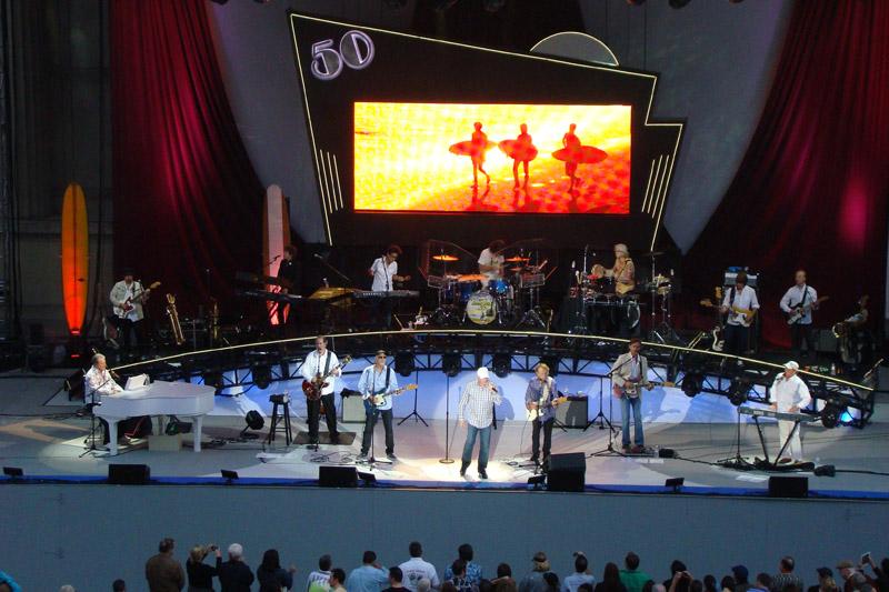 Beach Boys ao vivo com Brian Wilson – O Show do Ano!