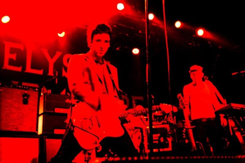 Johnny Marr mostra carisma no Coachella ! Campanha #MarrNoBrasil