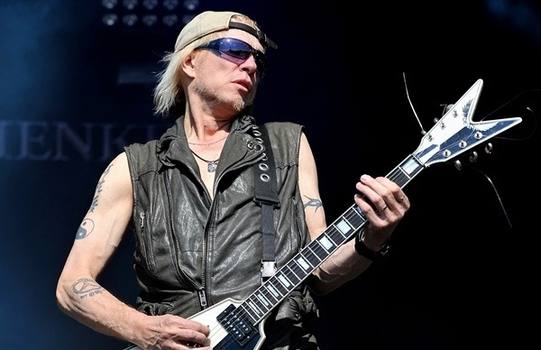 Michael Schenker no Brasil em tributo aos Scorpions