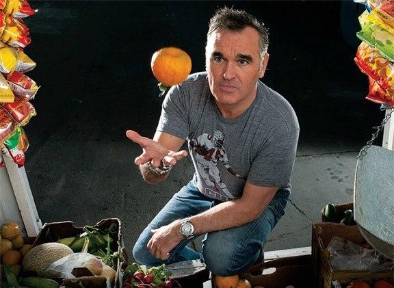 Morrissey ainda reina (Novo tour europeu e 3 sons novos de matar)