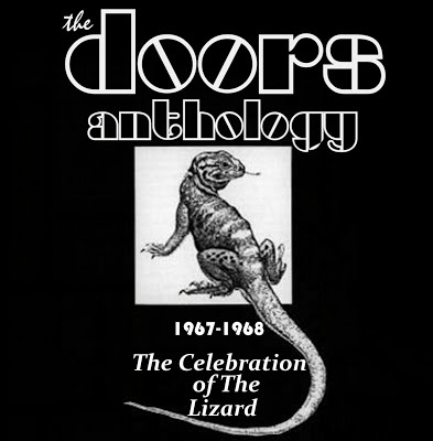 Jim Morrison e um Rei lagarto de 40 milhões de anos