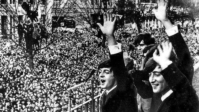 """Beatles rendendo milhões mais de 40 anos após o """"fim do sonho"""""""
