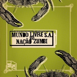 """Nação Zumbi lança clipe de """"Musa da Ilha Grande"""" do Mundo Livre S.A."""