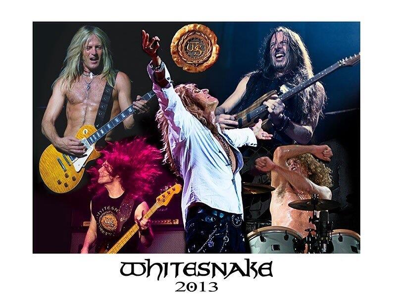 Na expectativa do Whitesnake nesse fim de semana no Rio e Sampa