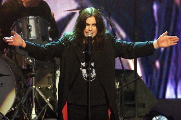 Ozzy e Sabbath em Sampa - 2013
