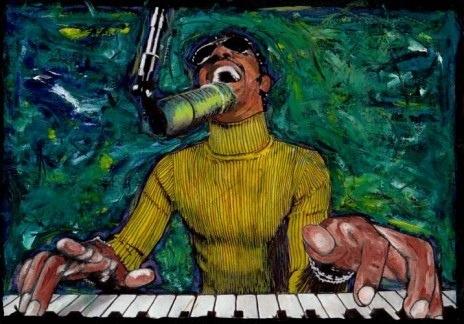 Stevie Wonder com seu poderoso setlist fechando 2013