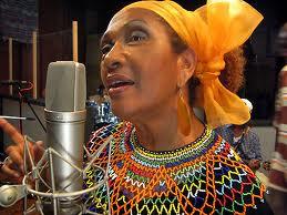 Marcia Griffiths a eterna Rainha do Reggae em Dez/13 no Sesc Pompéia