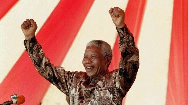 Nelson Mandela sempre uma inspiração – Obrigado !
