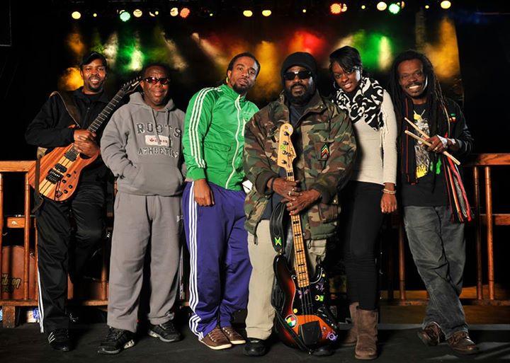 The Wailers Band 2014
