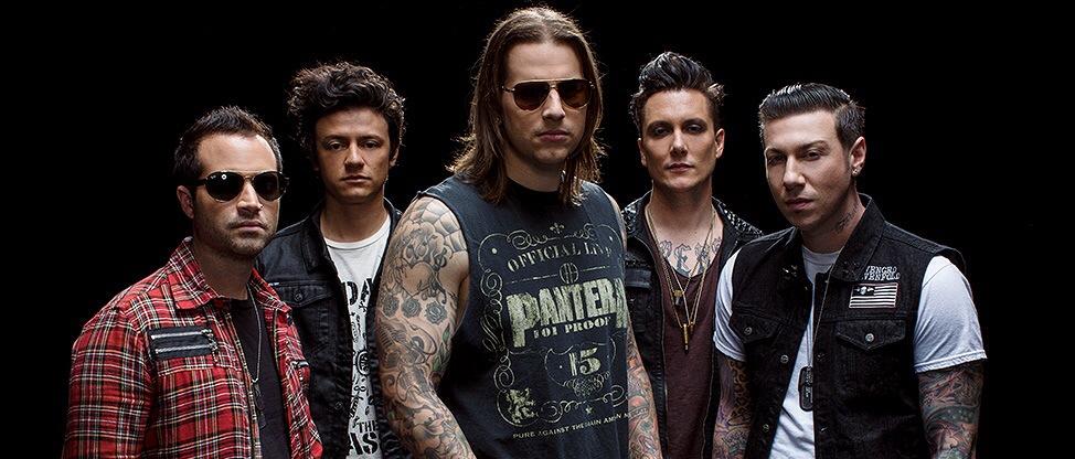 Avenged Sevenfold abre tour 2014 em Março no Brasil