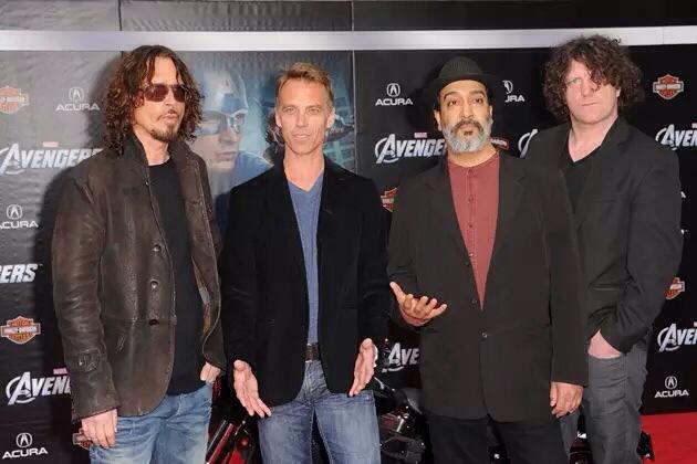 Setlist do Soundgarden em pauta nesse super tour 2014