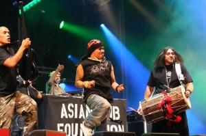 Asian Dub Foundation no Brasil