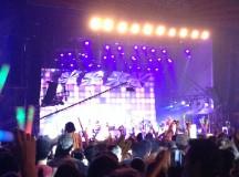 Euforia no Arcade Fire