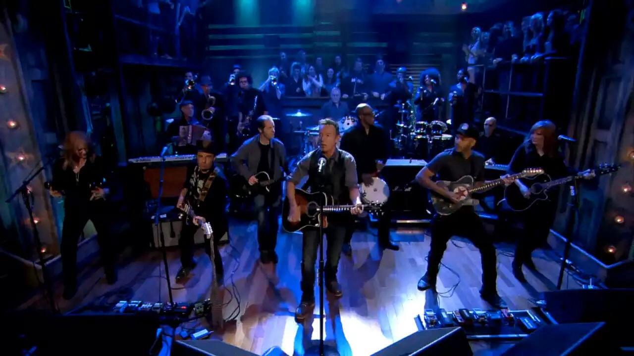 Bruce Springsteen Band 2014