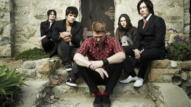 Queens of the Stone Age 2014