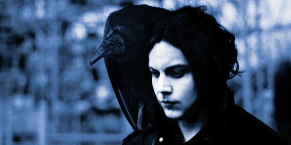 "Jack White no vídeo de ""High Ball Stepper"""