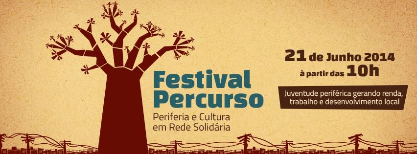 Festival Percurso - Periferia e Cultura em Rede Solidária