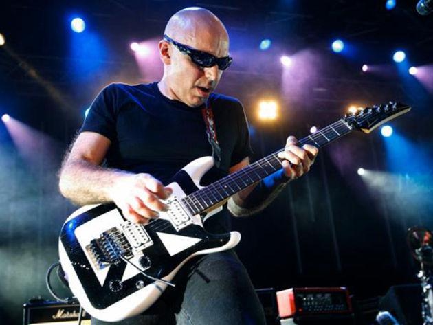 Joe Satriani Tour 2014 na América Latina