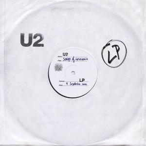 Novo U2 Songs of Innocence