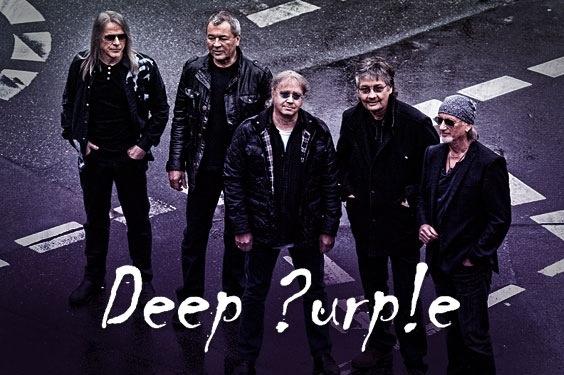 O Rock clássico do Deep Purple em tour 2014 no Brasil