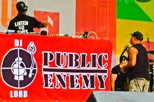 Public Enemy em SP