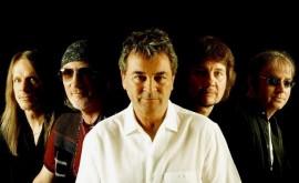 Deep Purple no Brasil 2014