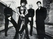 Siouxsie Sioux e uma das encarnações dos Banshees