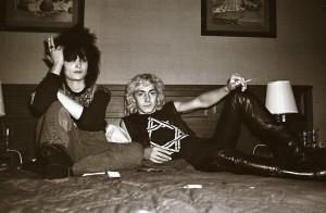 Siouxsie Sioux e Budgie