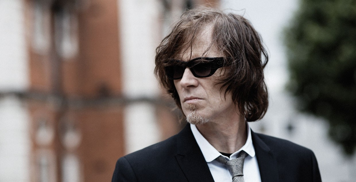 Mark Lanegan em Tour 2015 em Sampa e Santiago do Chile
