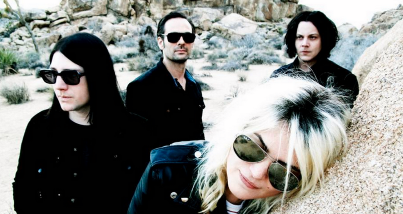 "Vídeo de ""I Fell Love"" antecipa novo Dead Weather"