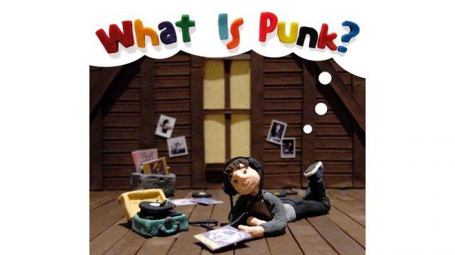 Punk Rock para crianças