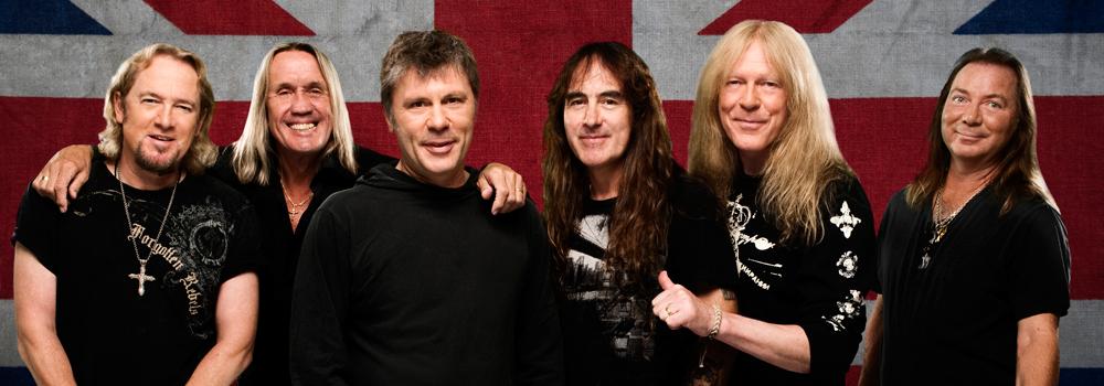 Iron Maiden com super tour no Brasil e America Latina em Mar/16