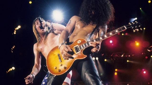O Guns N'Roses clássico está chegando