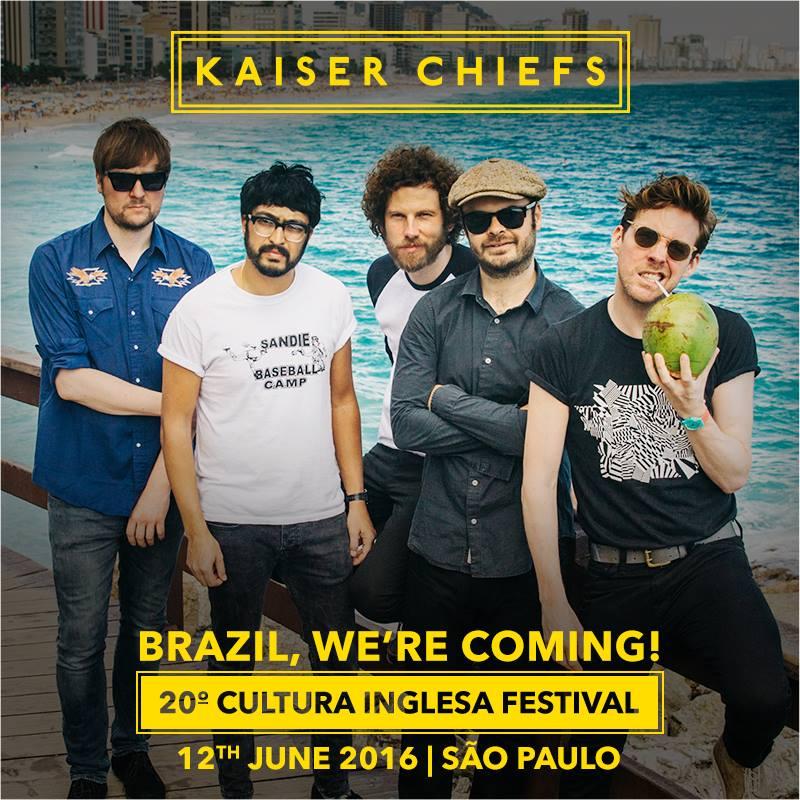 kaiser no brasil