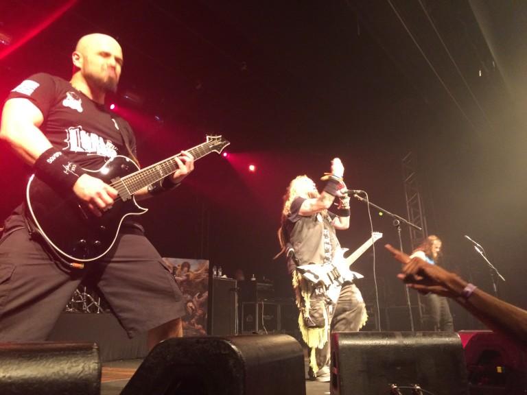 Show do Soulfly em Sampa mostrou como o RockBr precisa da força de Max Cavalera