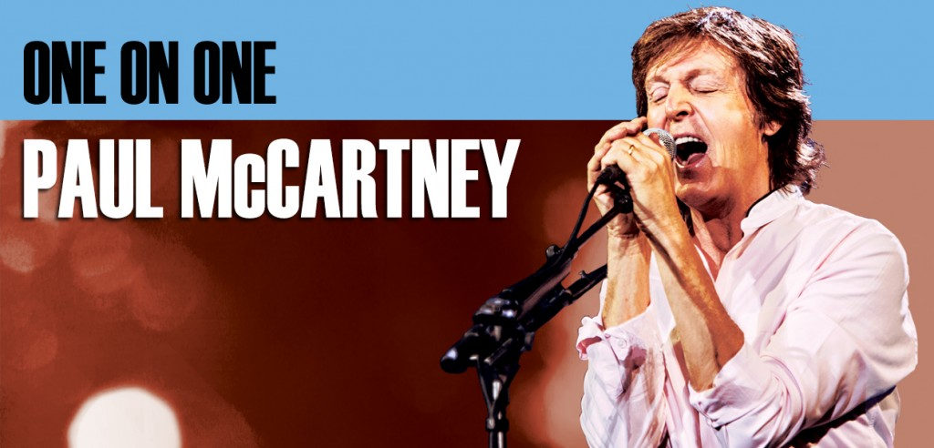 Paul McCartney 2016 na Argentina