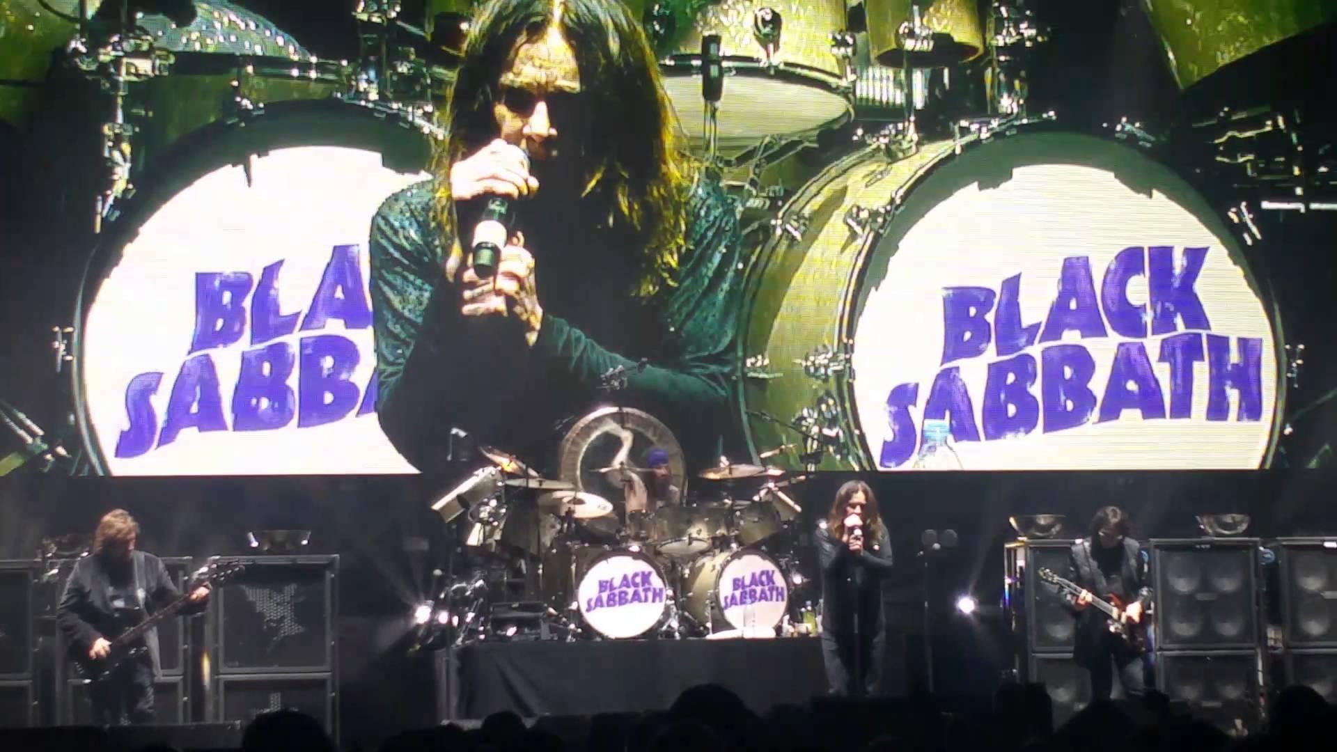 Black Sabbath confirmado! Confiram o setlist, datas e locais dos shows no Brasil