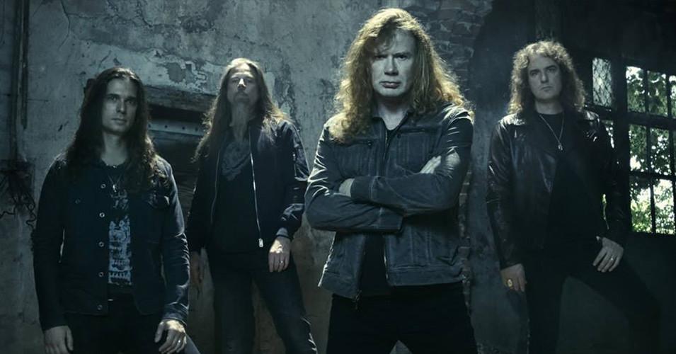 Megadeth tour 2016 no Brasil e América do Sul
